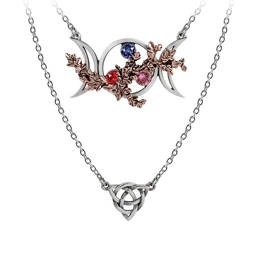 Wiccan Goddess Necklace