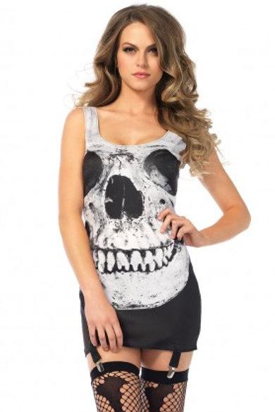 Skull Garter Dress