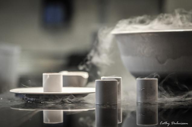 Photographie Art Culinaire - Cuisine moléculaire
