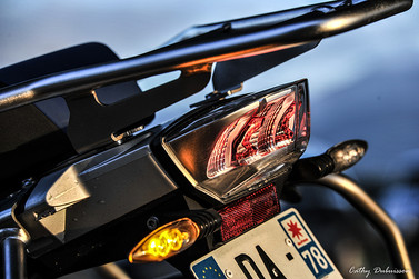Photographie Moto