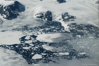 Photographie Paysage - Survol du Grand Nord