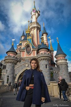 Photographie Célébrité - Disneyland Paris