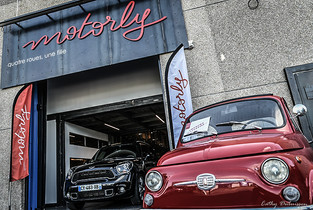 Photographie Commerce - Motorly