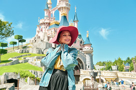 Photographie Influenceuse - Disneyland Paris