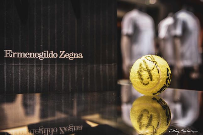 Photographie Commerce - Ermenegildo Zegna