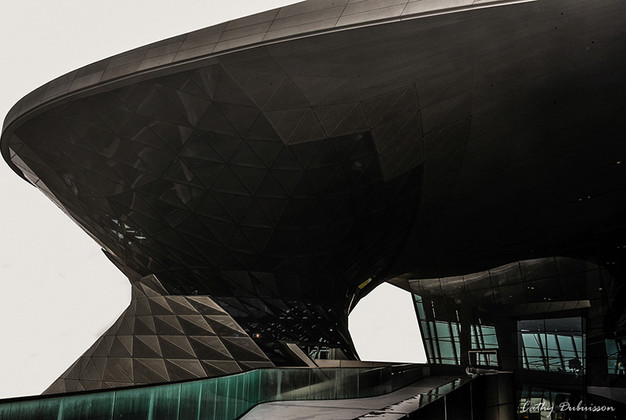 Photographie Architecture - BMW Welt