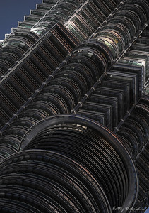 Photographie Architecture - Tours Petronas