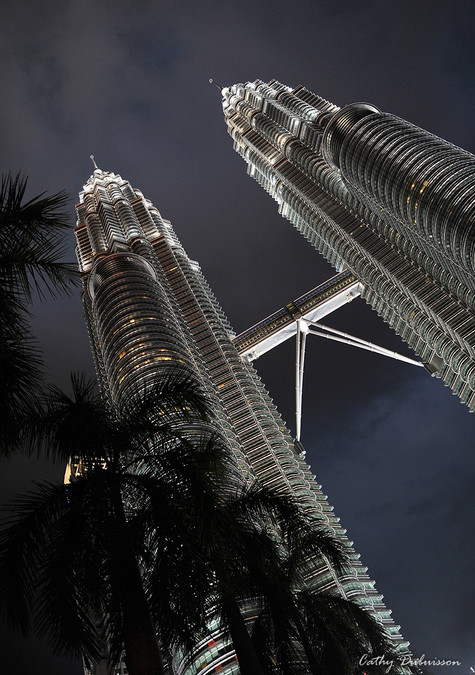 Photographie Architecture - Tours Petronas