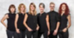 Das Haarcult-Team