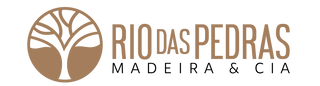 logotipo Madeireira Rio das Pedras