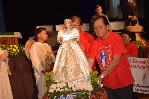Blessing Procession