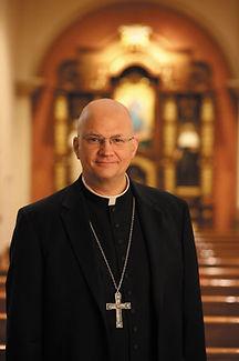 Tucson Bishop Edward Weisenburger