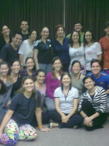 Teaching in Sao Paulo, Brazil