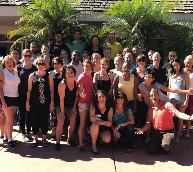 Teaching for SMAK in San Diego, California