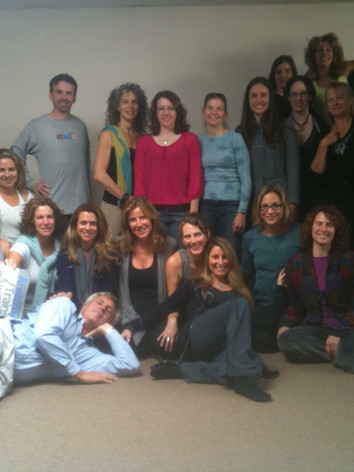 Teaching with Tom Myers, Body Language Boston
