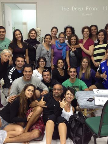 Teaching in Rio, Brazil