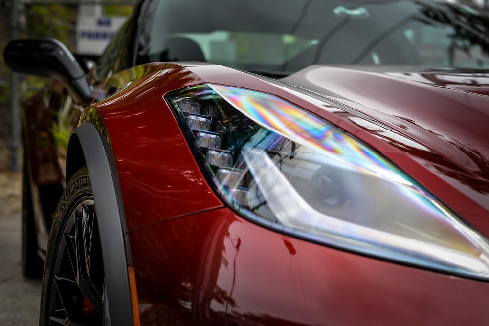 2016 Corvette Z06 paint protection (clear bra) Miami