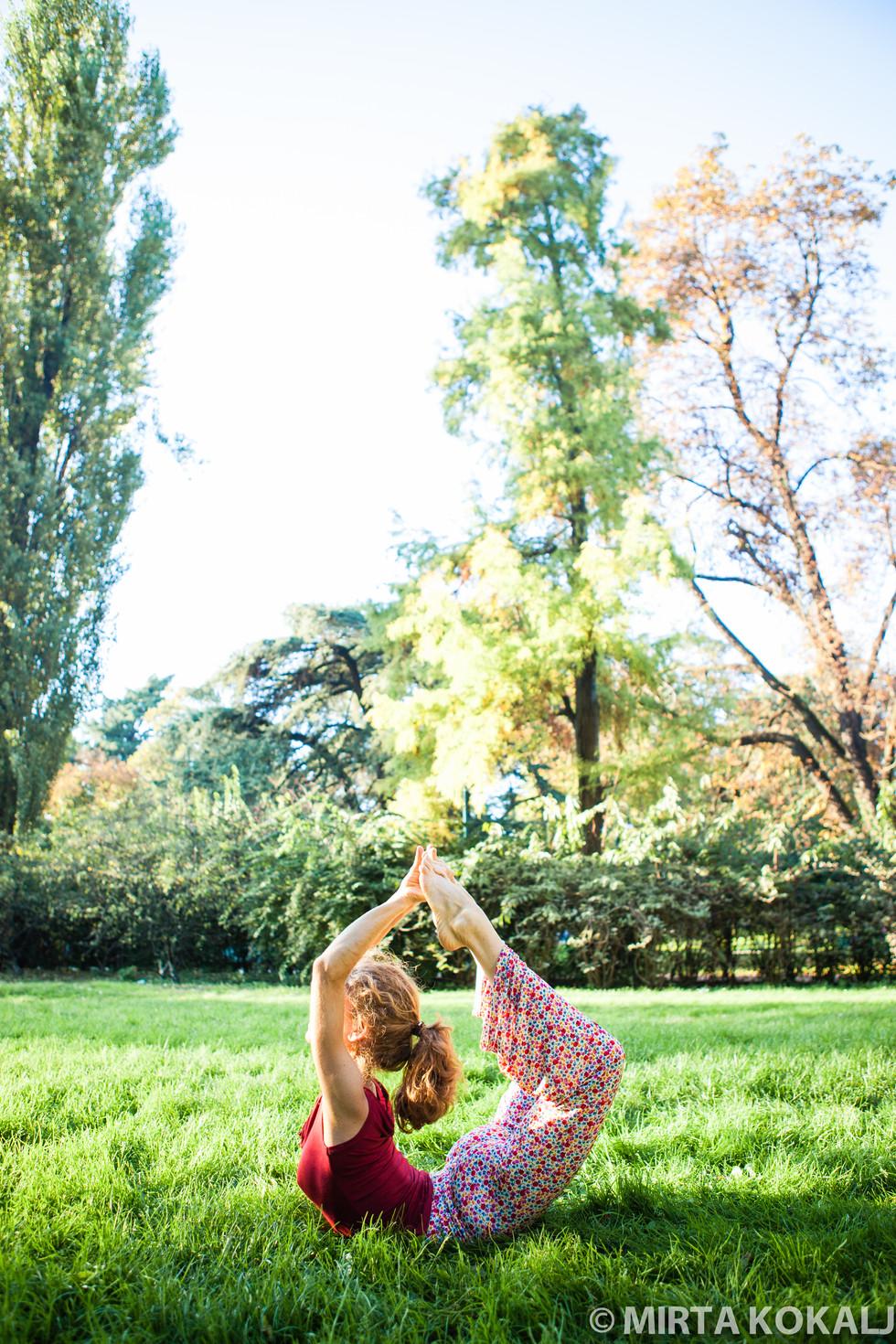 Lezione Yoga Avanzata