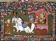 Maitri(amichevolezza) e Karuna(compassione), attraverso le storie del Mahabharata