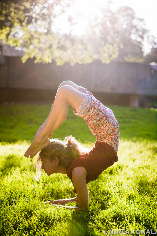 Seminario yoga: inversioni