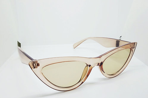 Peachy Cat Eye Sunglasses
