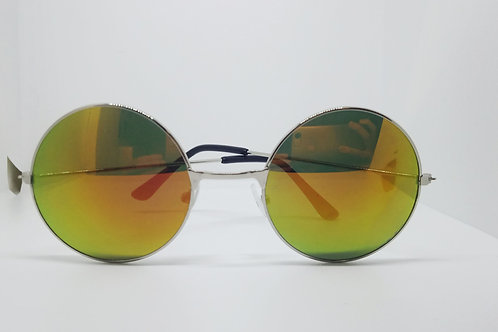 Orange Retro Prince Sunglasses