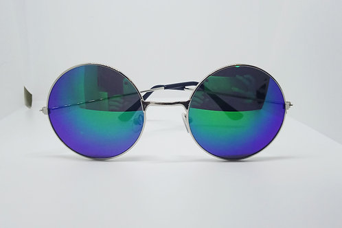 Blue Retro Prince Sunglasses