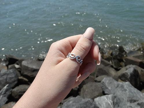 Ocean Waves Ring