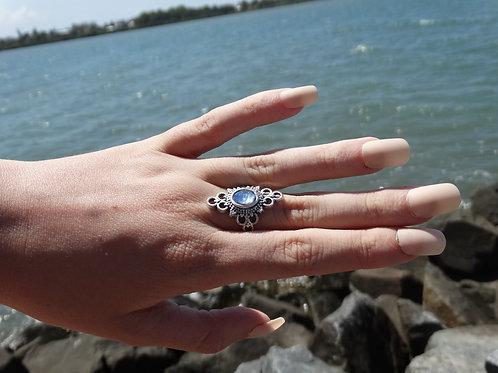 Bohemian Large Ring