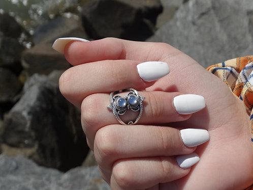 Bohemian Thumb Ring