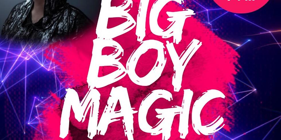 Big Boy Magic Benefit Show