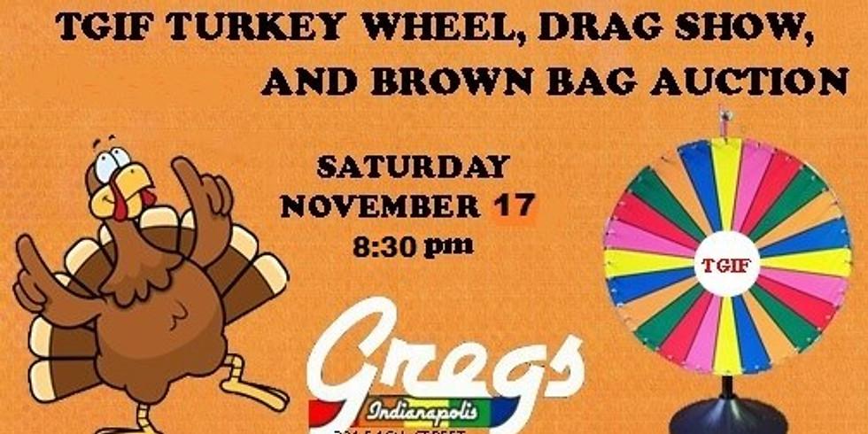 TGIF Turkey Wheel