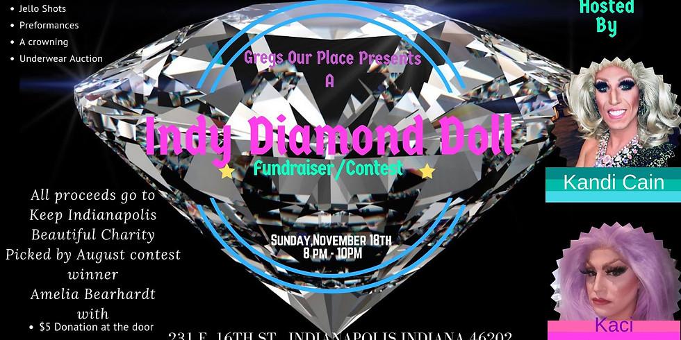 Indy Diamond Doll
