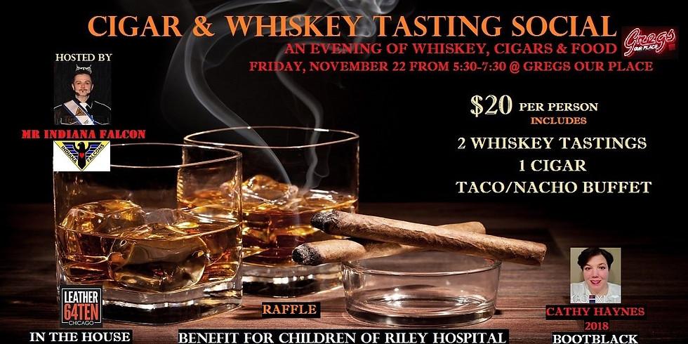 Cigar & Whiskey Tasting Social