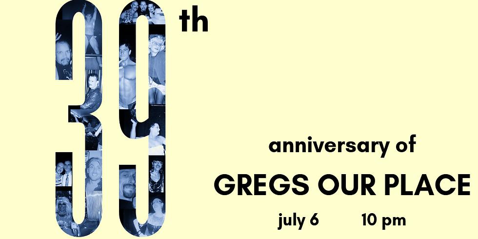 Gregs Birthday Bash
