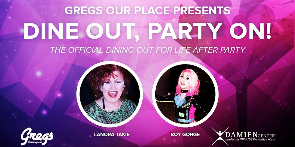 Dine Out, Party On!