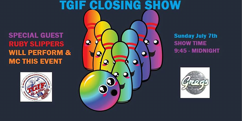 TGIF Closing SHOW
