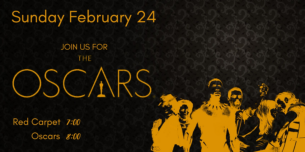 Oscars Party