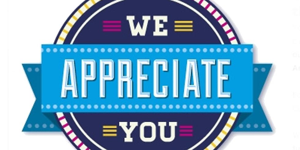 Customer Appreciation Nite