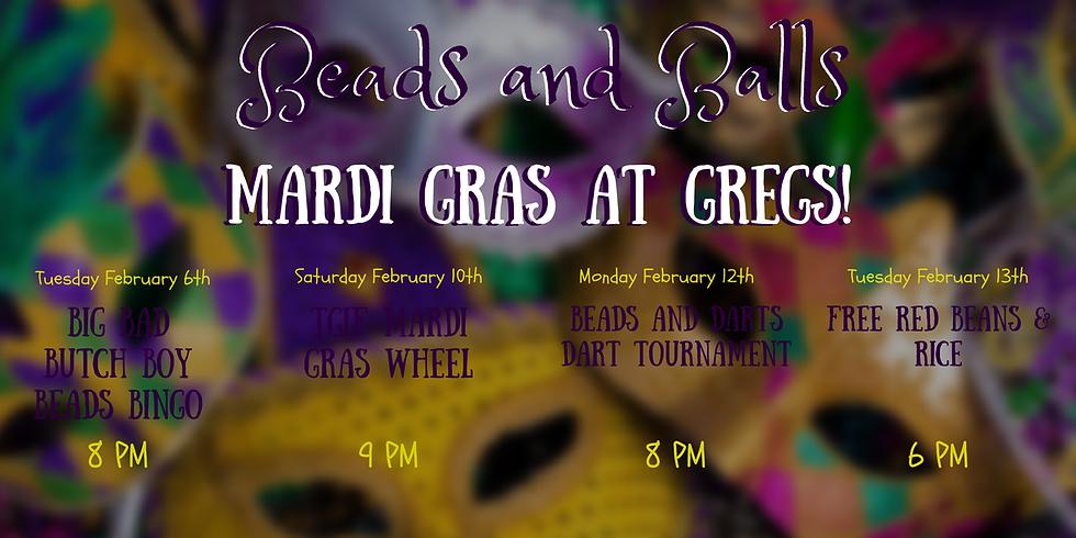 Mardi Gras Madness Week