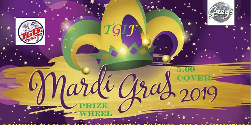 TGIF Mardi Gras 2019
