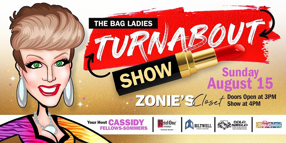 2021 Bag Lady Turn About