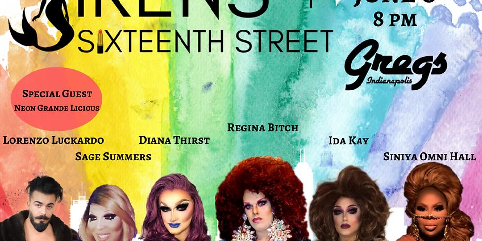 Sirens of 16th Street