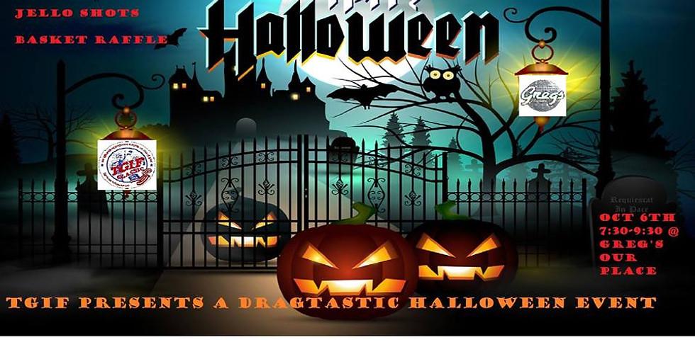 TGIF Halloween Spooktacular