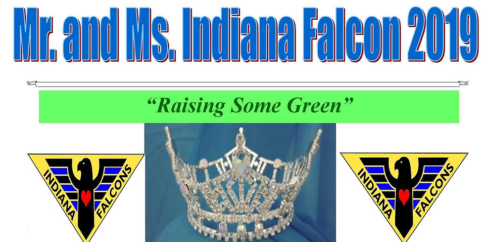 Mr. and Ms. Indiana Falcon Contest