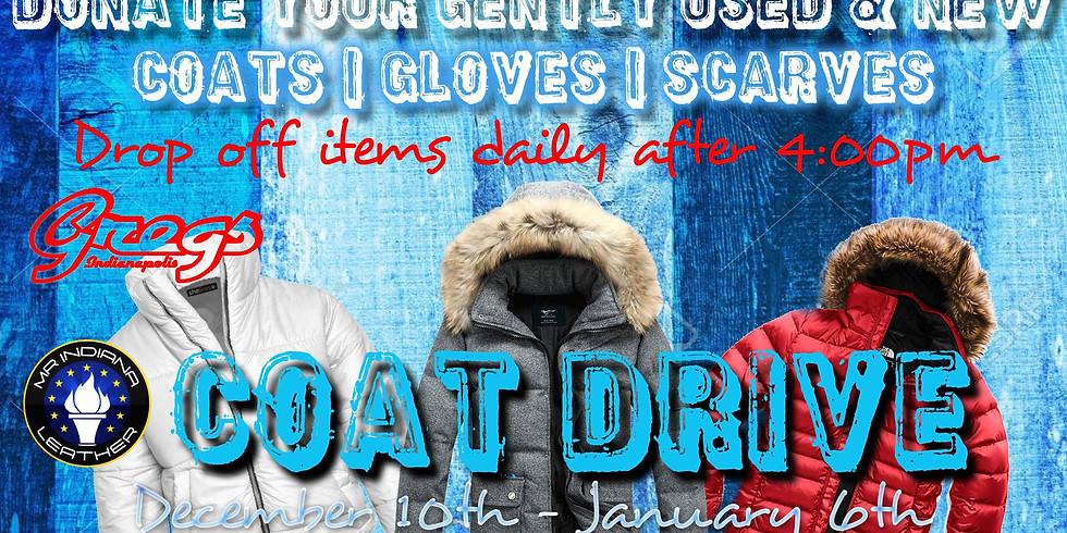 Coat Drive Benefit