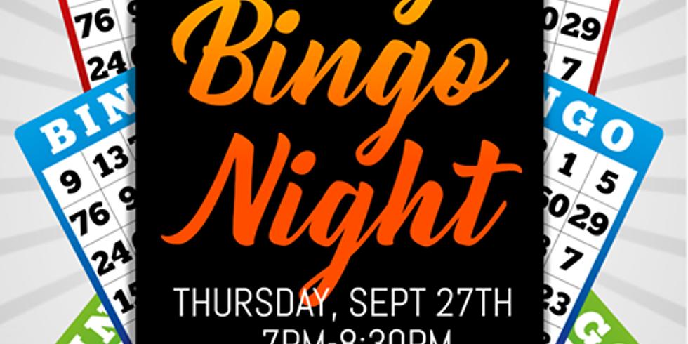 Drag Bingo Night