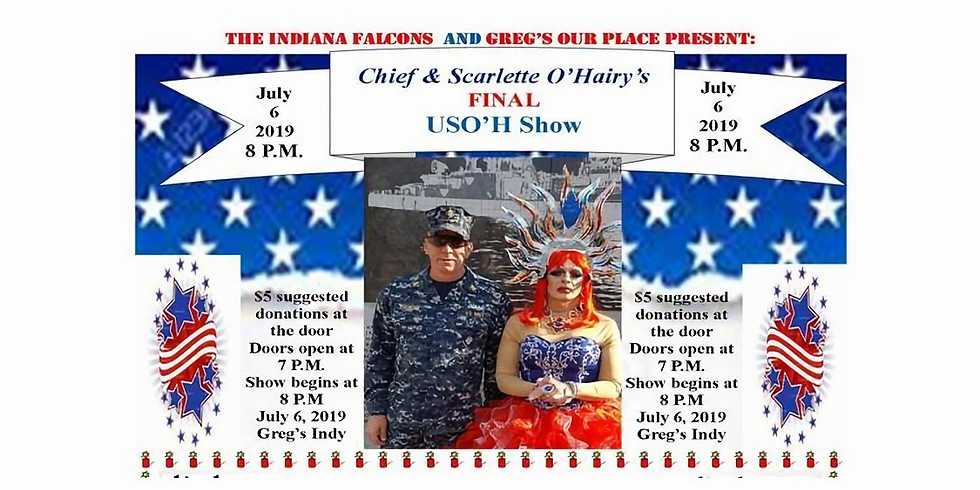 Our Seventh Annual (and Final) USO'H Show