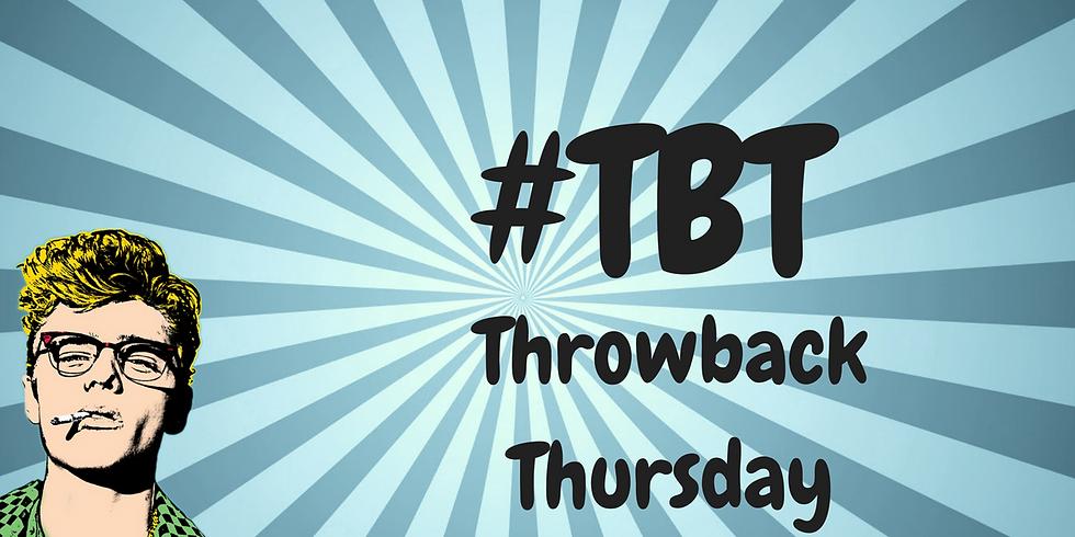 Throw Back Thursdays: Peach Pit Redux