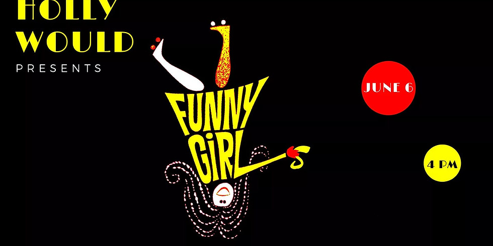 Funny Girls: A Drag Lady Revue